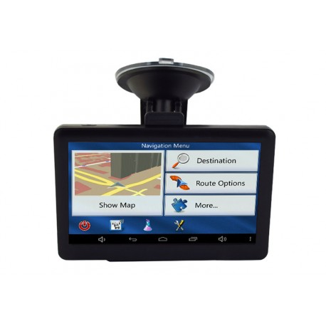 "Navigator GPS Auto Techstar GoTrack K512 de 5"" Ecran HD Windows CE"