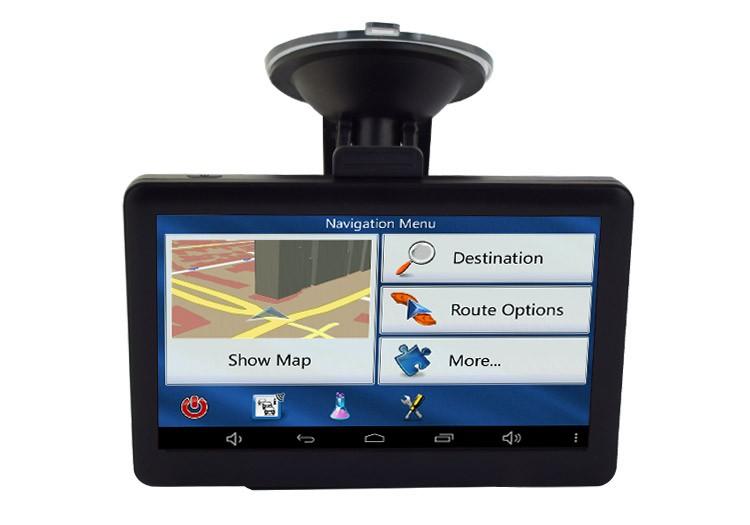 Navigator GPS Auto Techstar GoTrack K512 de 5