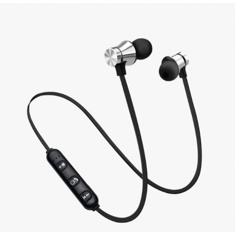 Casti Wireless Bluetooth Sport BT4 Waterproof Tip In-Ear Headset Microfon Incorporat