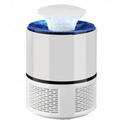 Lampa Led Anti-Insecte Electrica pentru Tantari, Techstar® 5W Alb, Interior/Exterior cu USB