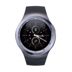 "Smartwatch Techstar® Y1, Display 1.54"", Compatibil Android si IOS, Bluetooth, Pedometru, SIM, MicroSD"