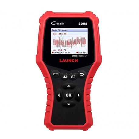 Tester Auto Interfata Diagnoza Profesional Creader CR3008 FUll OBD2 Scanner Coduri