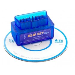 Interfata Diagnoza Super Mini 4U® OBD2 Bluetooth Cu Cip ELM V1.5 Torque
