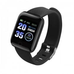 Smartwatch Rovtop ,D13, Waterproof, Android, Unisex, Negru