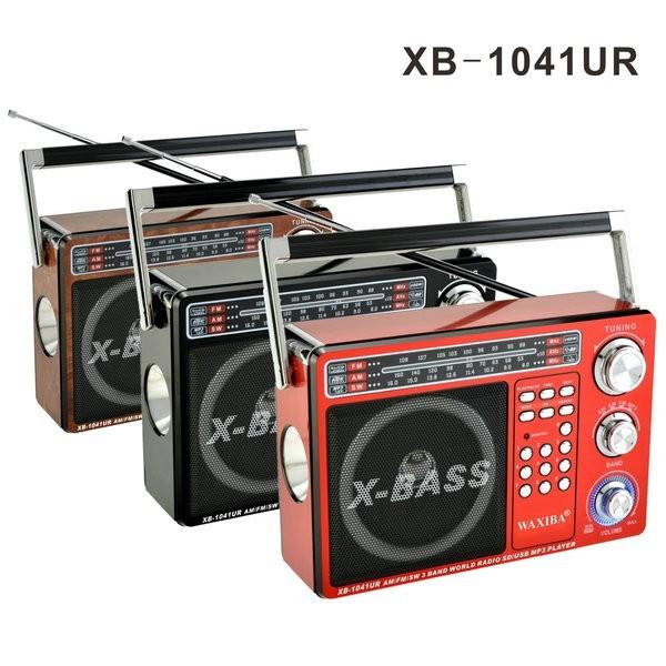Radio MP3/USB/SD WAXIBA XB-1041URT imagine techstar.ro 2021