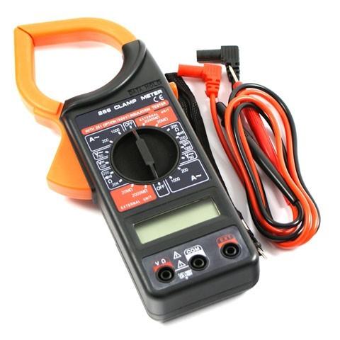 Multimetru Tester Digital Tip Cleste Ampermetru DT-266 cu Functia Hold imagine techstar.ro 2021
