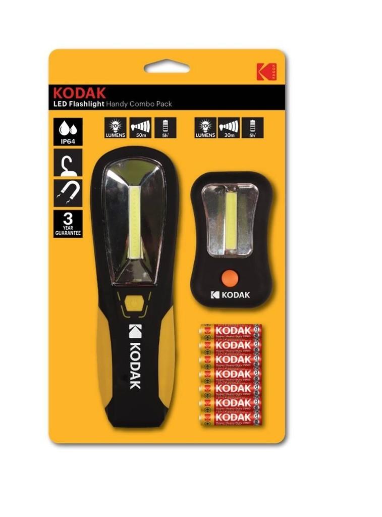Lanterna LED Kodak Focus Combo imagine techstar.ro 2021