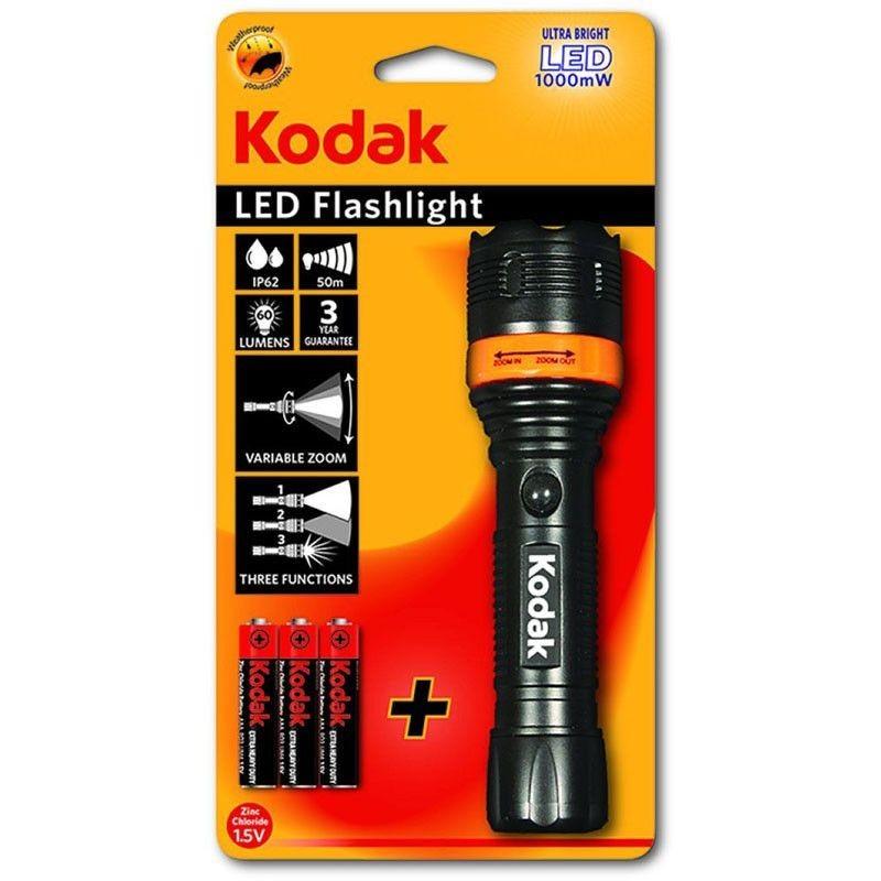 Lanterna LED Kodak Focus 100mW K157 imagine techstar.ro 2021