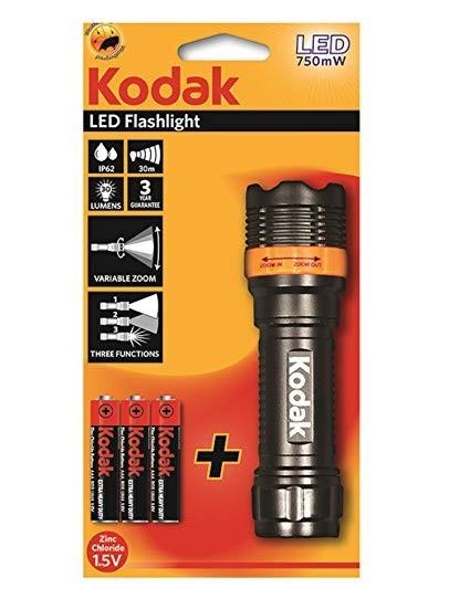 Lanterna LED KODAK 7500mW K184 imagine techstar.ro 2021