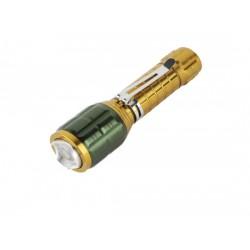 Lanterna Tactica Profesionala E01 700 Lumeni 10W Acumulator Inclus