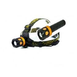 Lanterna Frontala Flashsix E90 950 Lumeni 10W Acumulatori inclusi