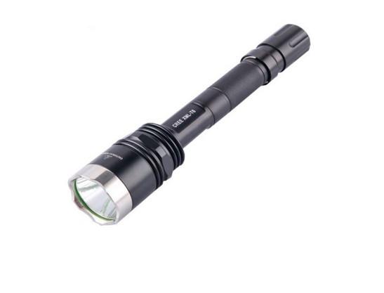 lanterna led mclight fx400 xml t6 750 lumeni 10w acumulatori inclusi( 296987)