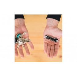 Breloc tip organizator pentru 12 chei - Clever Key