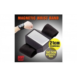Bratara magnetica pentru organizarea ustensilelor fine!