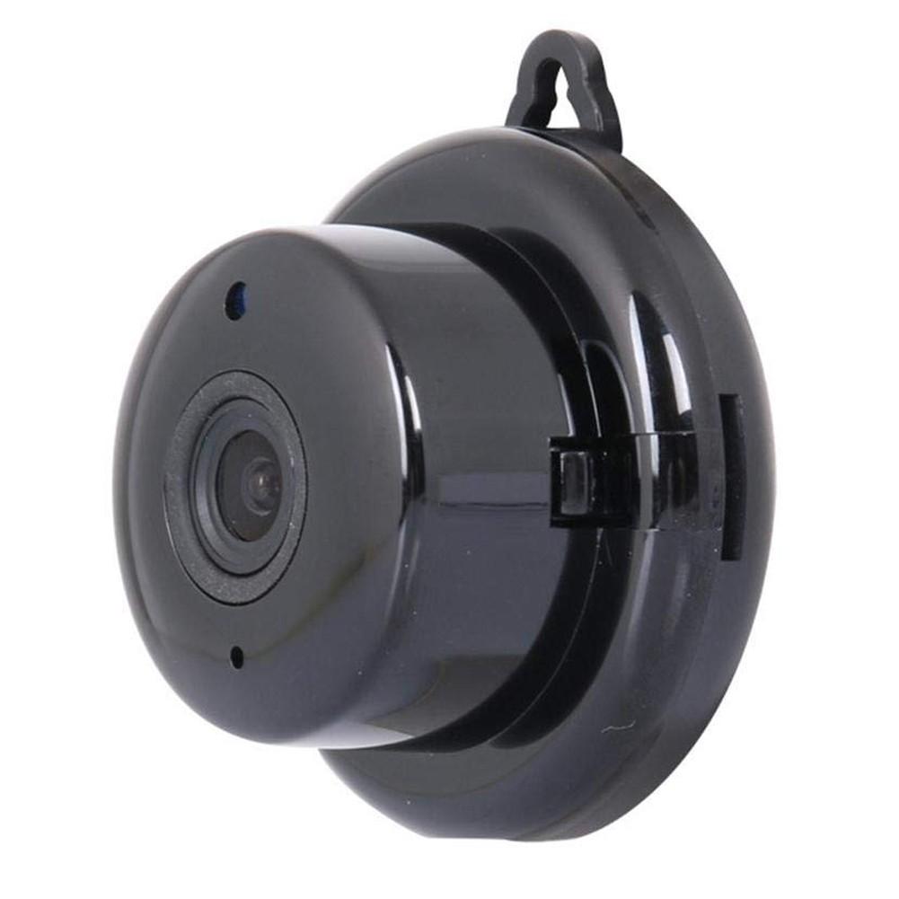 Mini Camera Video Ip Techstar® V380 Spy Wifi 1080p Ir Night Vision, Cu Detectia Miscarii, Baby Monitor