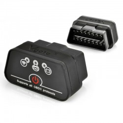 ICar2 Vgate Full Black cu WiFi OBD2 Interfata Diagnoza Multimarca