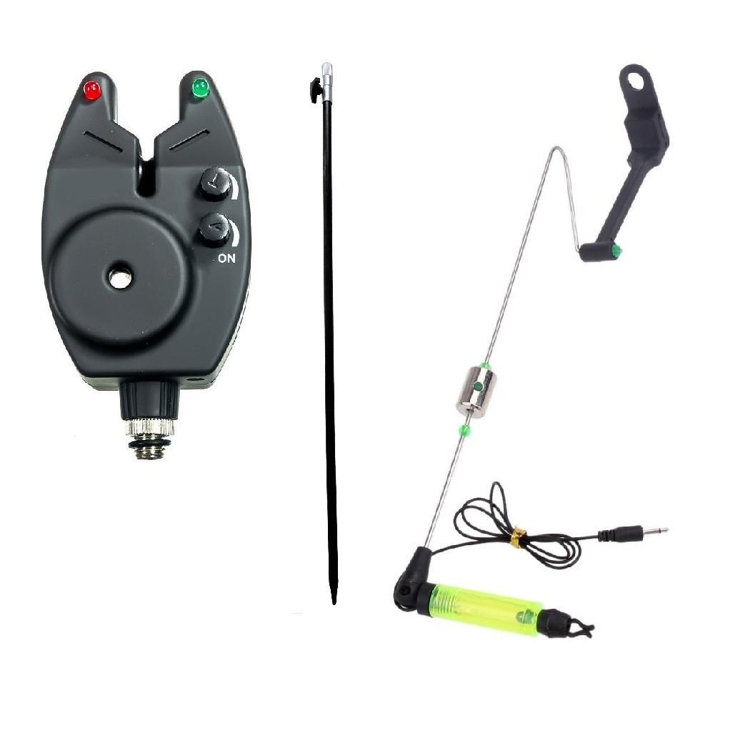 Senzor Rainbow pentru pescuit si swinger cu tija, contragreutate L, locas pentru starlet si led puternic imagine techstar.ro 2021