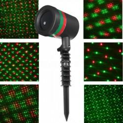 Proiector cu laser pentru un Craciun de vis