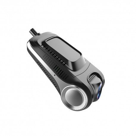 Camera Video Auto DVR Techstar® KL501 FullHD, NT96658, cu Night Vision, WiFi App, Unghi 170°