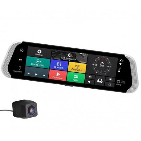 "Camera Video Auto Dubla tip Oglinda, Vodoo 10"" MK6735 4G, Android OS, Touchscreen, Navi, Quad Core, 16GB"
