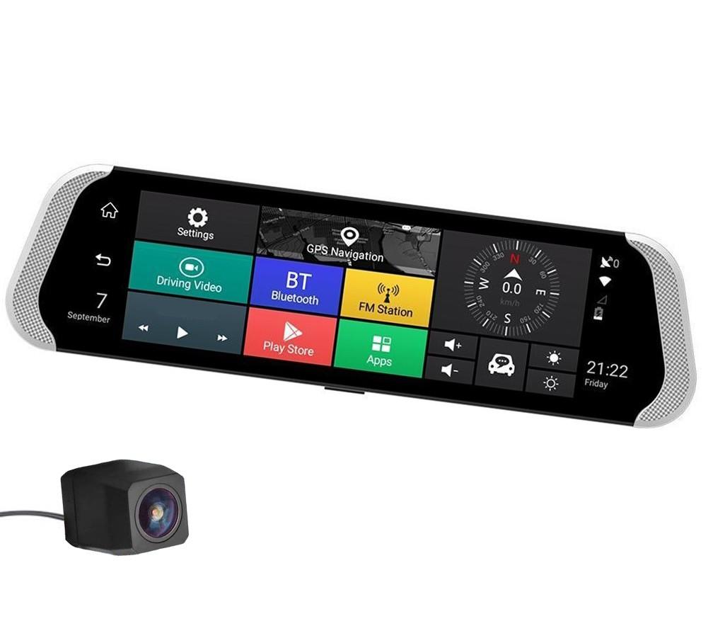 "Camera Video Auto Dubla tip Oglinda, Vodoo 10"""" MK6735 4G, Android OS, Touchscreen, Navi, Quad Core, 16GB imagine techstar.ro 2021"