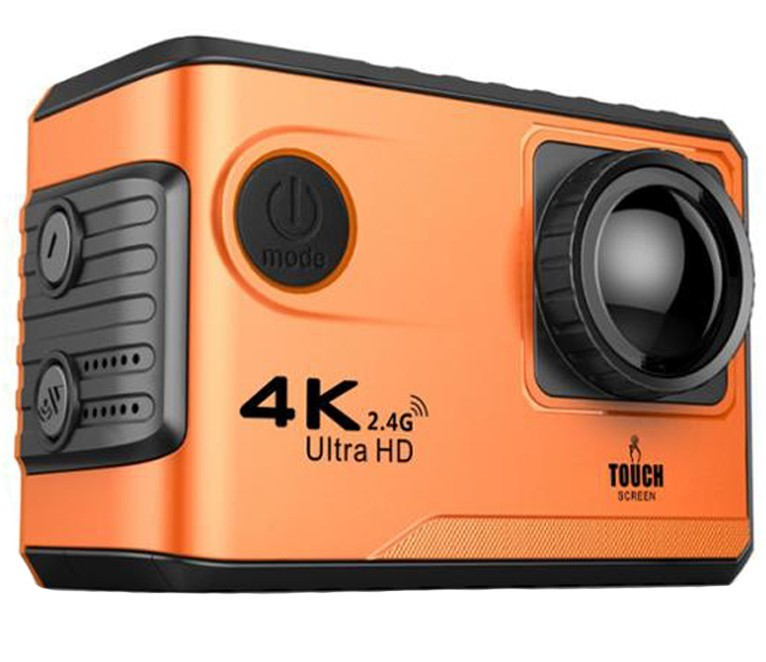 Camera Video Sport 4K iUni Dare F100B, Touchscreen, WiFi, mini HDMI, 2 inch LCD, by Soocoo imagine techstar.ro 2021