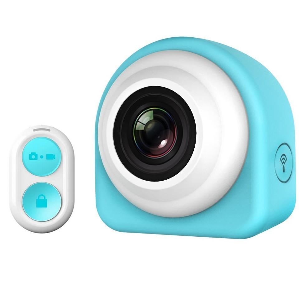 Camera Sport iUni Dare 70i Full HD WiFi, Telecomanda, Vizualizare pe telefon imagine techstar.ro 2021