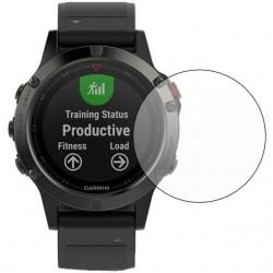 Folie de protectie iUni pentru Smartwatch Garmin Fenix 5 Plastic Transparent