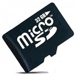 Card de memorie MicroSDHC 32GB, Class 10 + Adaptor SD Cadou
