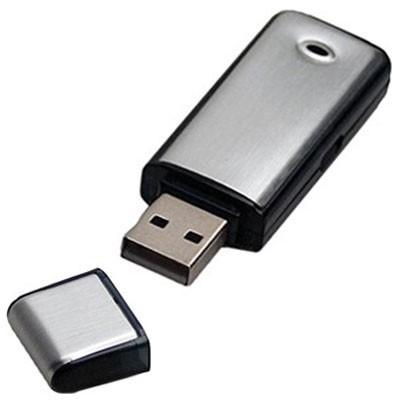 Stick USB Spion Reportofon iUni SpyMic STK100, memorie 8GB