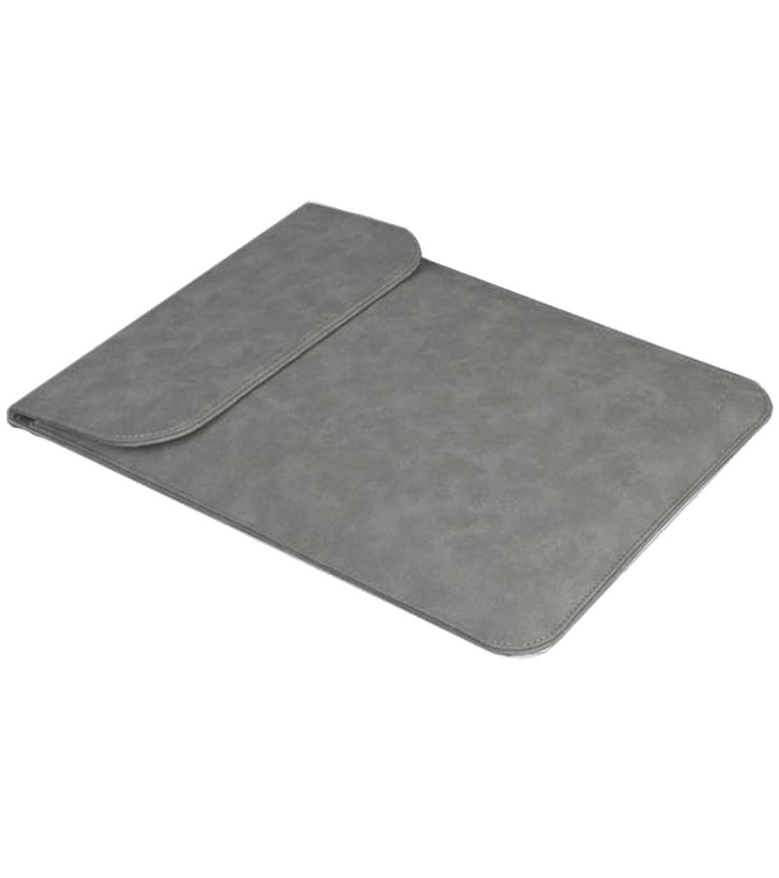 Husa de protectie si transport laptop iUni L20, Slim Magnetic, 15 inch, Gri imagine techstar.ro 2021