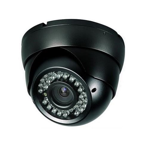 Camera supraveghere iUni ProveCam C071, CMOS, 700 linii, 24 led IR, lentila fixa 3,6mm, Negru imagine techstar.ro 2021