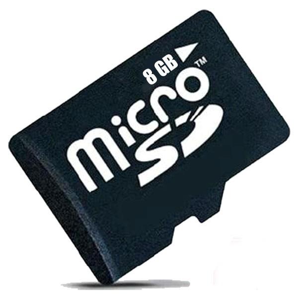 Card de memorie MicroSDHC 8GB, Class 10 + Adaptor SD Cadou imagine techstar.ro 2021