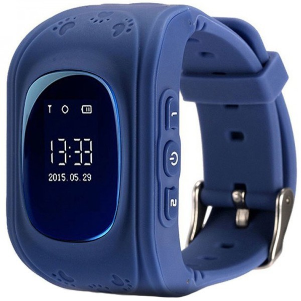 Ceas Smartwatch copii GPS Tracker iUni Q50, Telefon incorporat, Apel SOS, Bleumarin imagine techstar.ro 2021