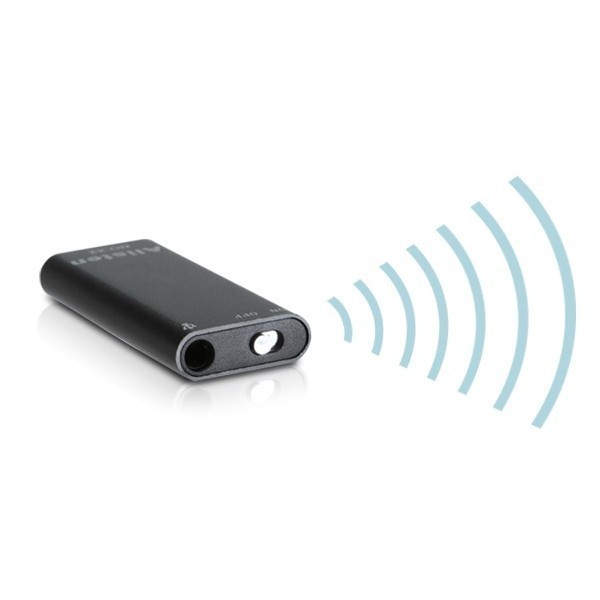 Mini Reportofon Spion iUni W424, memorie 8 GB