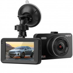 Camera auto DVR iUni Dash A78, Display 3 inch IPS, Full HD, Night Vision, Senzor G, by Anytek