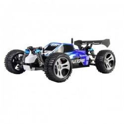 Masinuta cu Telecomanda iUni A736, 50km/h Off Road Buggy 4x4, Albastru