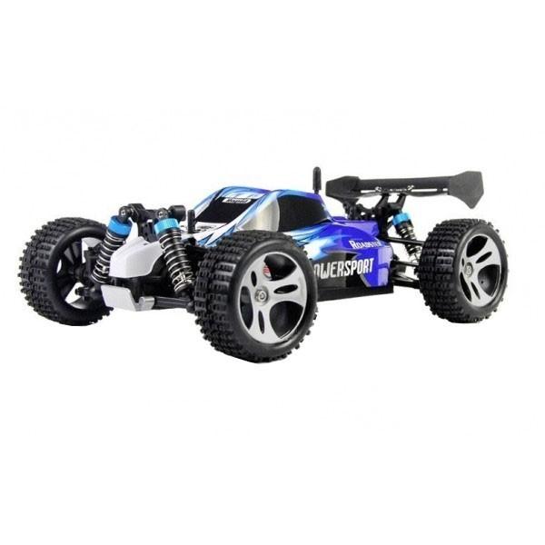 Masinuta cu Telecomanda iUni A736, 50km/h Off Road Buggy 4x4, Albastru imagine techstar.ro 2021