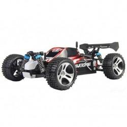 Masinuta cu Telecomanda iUni A736, 50km/h Off Road Buggy 4x4, Rosu