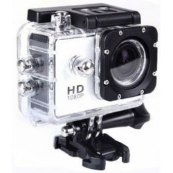 Camera Sport iUni Dare 50i HD 1080P, 12M, Waterproof, Alb