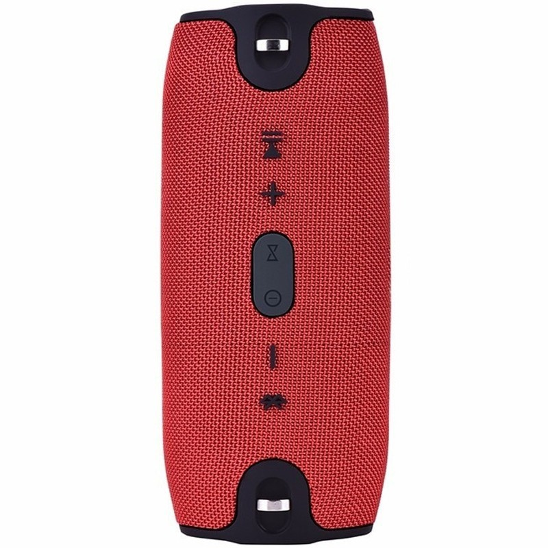 Boxa Portabila Bluetooth iUni DF20, Slot Card, Rosu