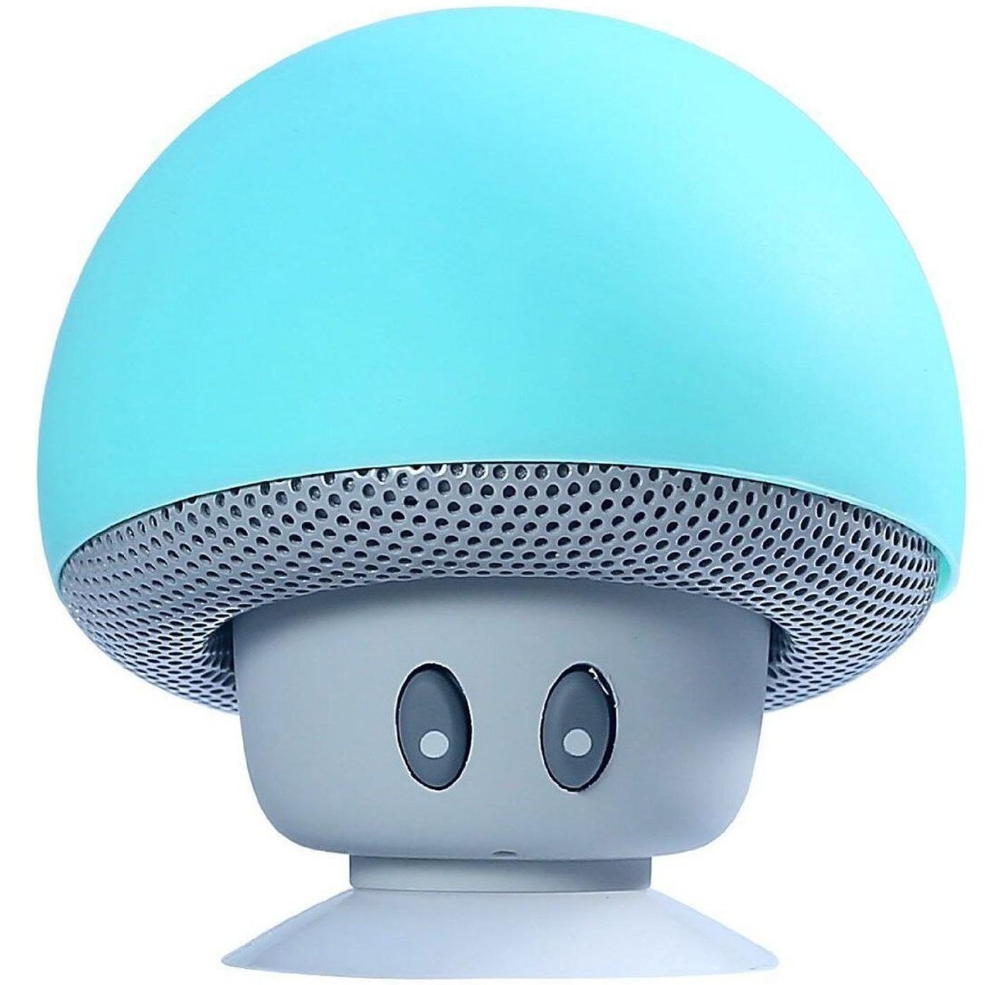 Boxa Portabila Bluetooth iUni DF17, Microfon, Apeluri Handsfree, Turquoise imagine techstar.ro 2021