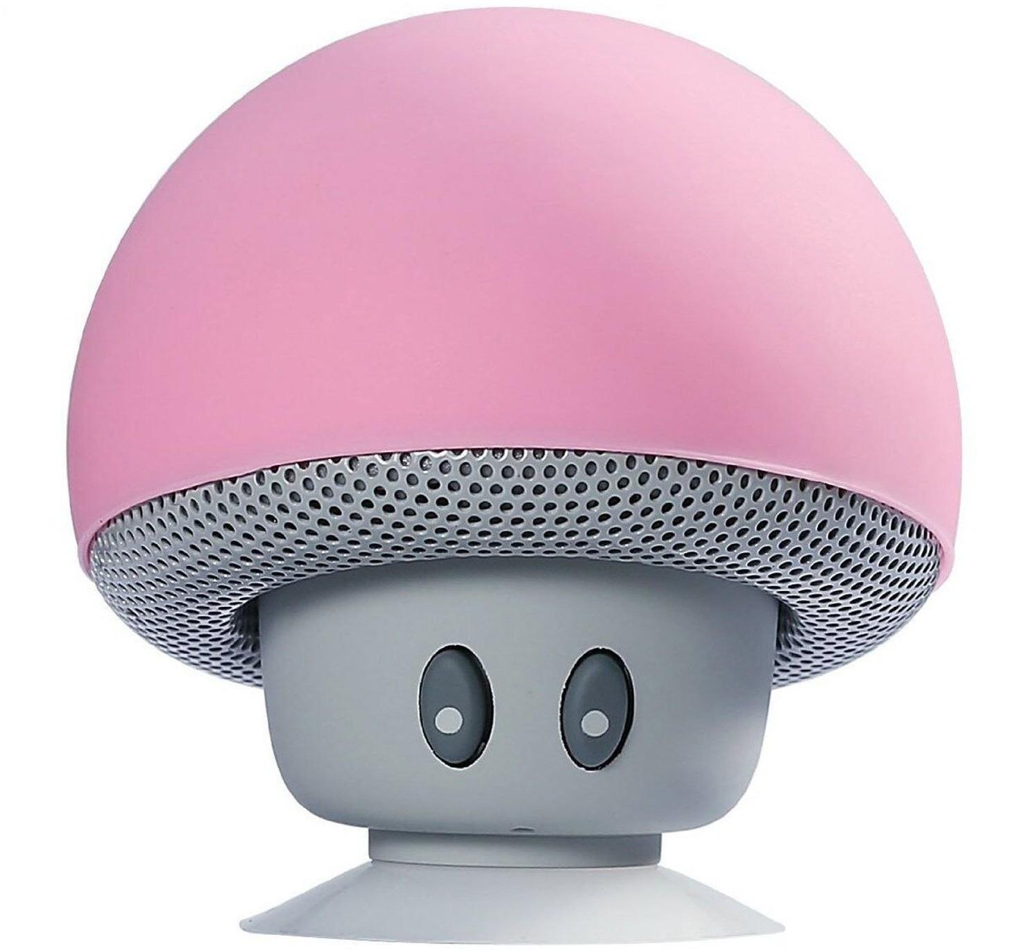 Boxa Portabila Bluetooth iUni DF17, Microfon, Apeluri Handsfree, Roz imagine techstar.ro 2021