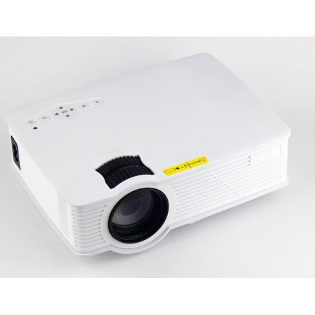 VideoProiector LED Techstar BT140 White HDMI USB SD