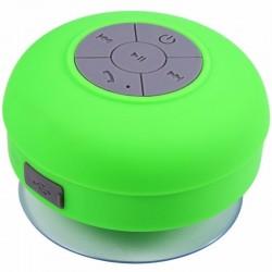 Boxa Portabila Bluetooth iUni DF16, Rezistenta la stropi de apa, Verde