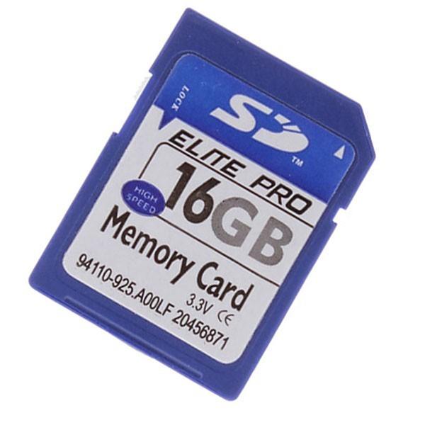 Card Elite PRO SD 16GB imagine techstar.ro 2021