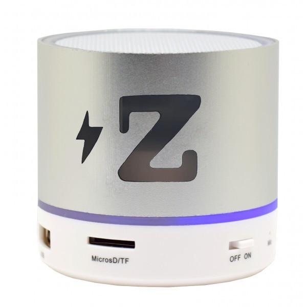 Boxa Portabila iUni DF15, BT, Slot Card, Radio, Aluminiu, Argintiu imagine techstar.ro 2021