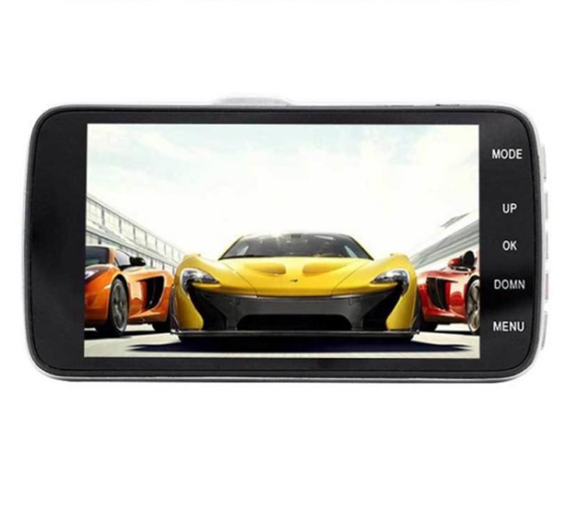 Camera Auto iUni Dash DC04 , Full HD, Senzor G, LCD 4.0 Inch, Detectare miscare, Night vision imagine techstar.ro 2021