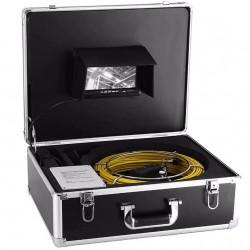 Camera Inspectie video a canalelor de scurgere si a conductelor colectoare iUni ICT3, Monitor 10 inch