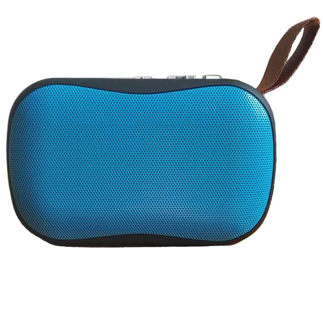 Boxa Portabila Bluetooth iUni DF14, USB, Slot Card, Albastru imagine techstar.ro 2021
